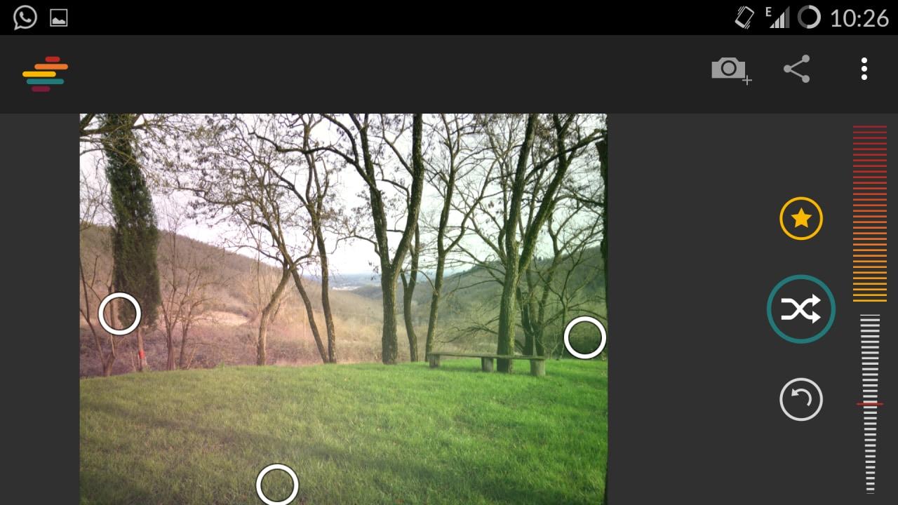 Shift, l'app per il ritocco fotografico, debutta sul Play Store (foto e video)