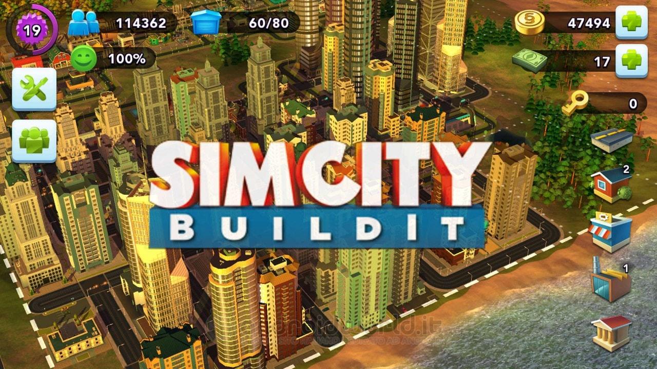SimCity BuildIt Recensione Copertina