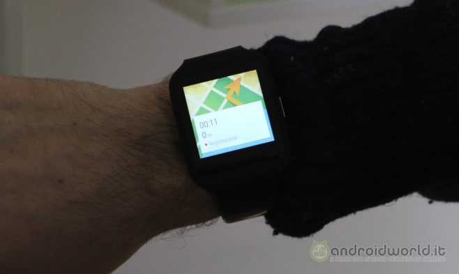 Sony SmartWatch 3 recensione 10