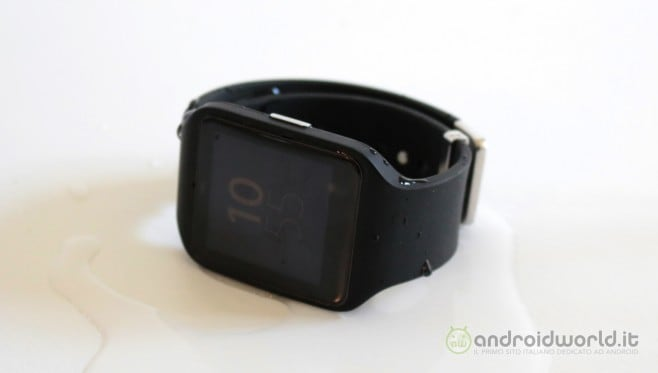 Sony SmartWatch 3 recensione 12