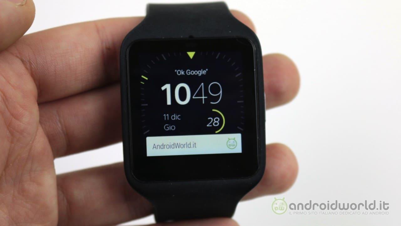 Android Wear 2.0 potrebbe arrivare anche su Sony Smartwatch 3 grazie a XDA