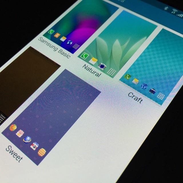 Temi per la TouchWiz? Ecco cosa cambierà (foto)