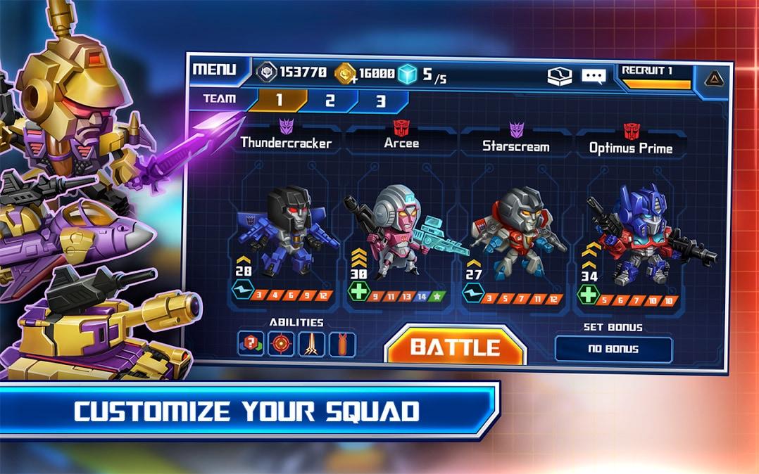 Transformers Battle Tactics (2)