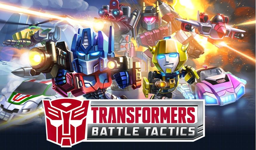 Annunciato Transformers: Battle Tactics per le piattaforme mobile (foto e video)