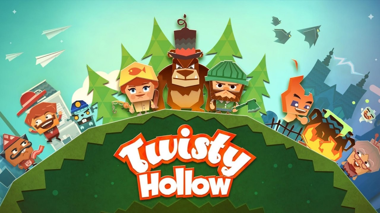 Il rompicapo rotatorio Twisty Hollow sbarca sul Play Store (foto e video)