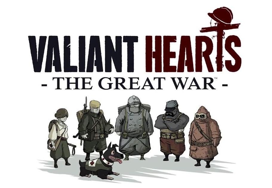 Valiant Hearts Copertina Sconto
