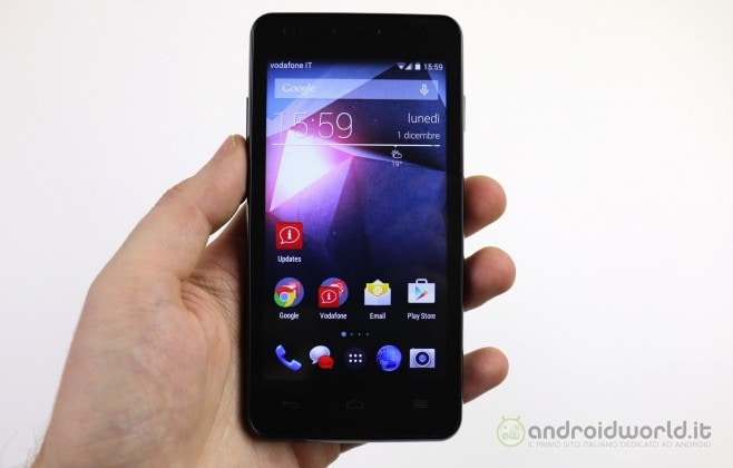 Vodafone Smart 4 Turbo Recensione 3
