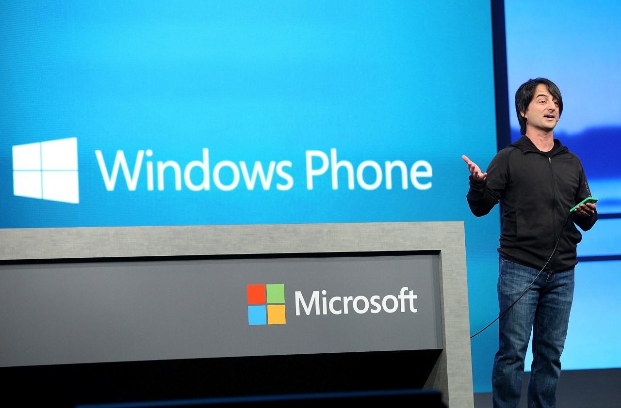 Il rilancio di Windows Phone potrebbe passare anche per le app Android