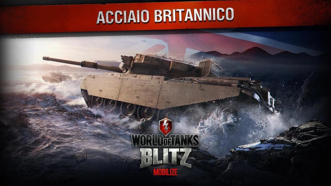 World of Tanks Blitz novità