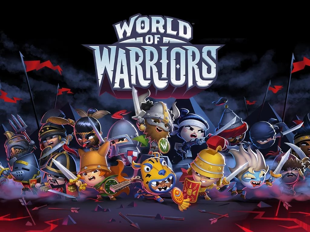 World of Warriors Copertina
