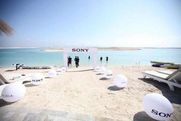 Apre oggi il negozio subacqueo di Sony (foto)