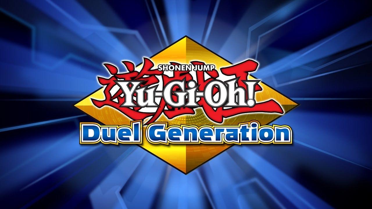 Yu-Gi-Oh! Duel Generation Copertina