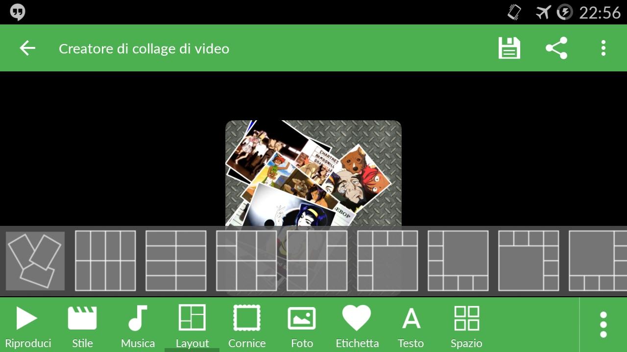 Creare simpatiche animazioni di fotografie in modo semplice e gratuito: Video Collage Maker (foto e video)