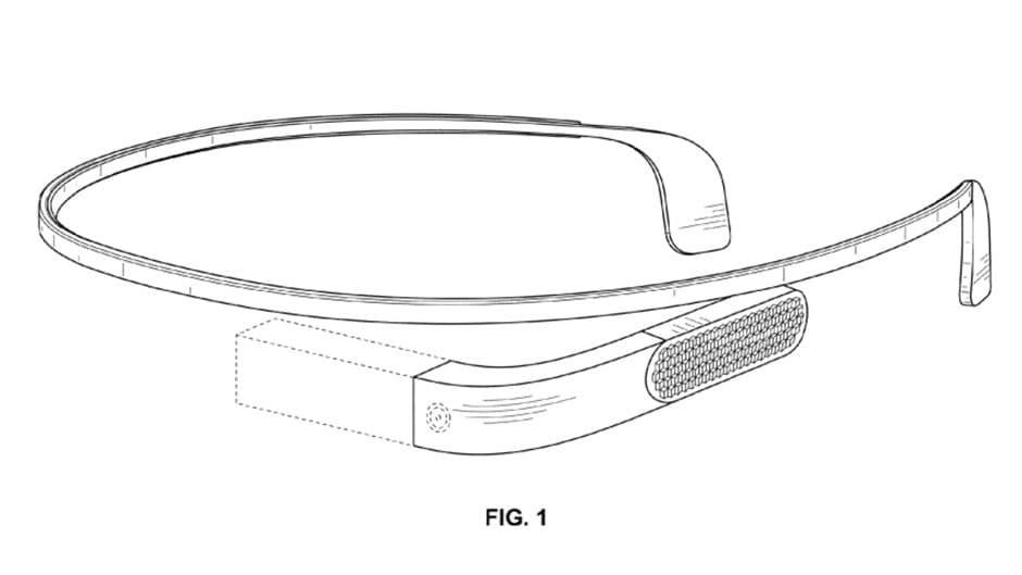 Ecco come potrebbero essere i Google Glass 2.0