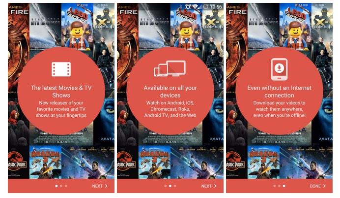 Google Play Movies 3.6 introduce alcune utili novità (download apk)