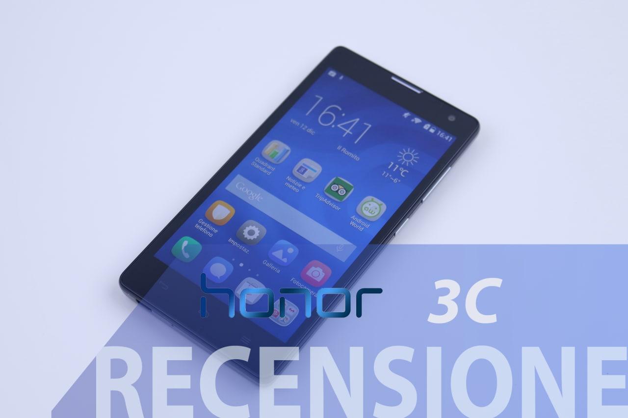 Honor 3C by Huawei