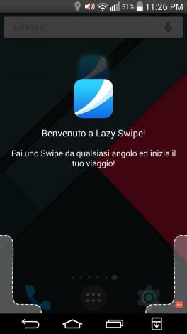 lazy swipe_scorciatoie angolo schermo_1