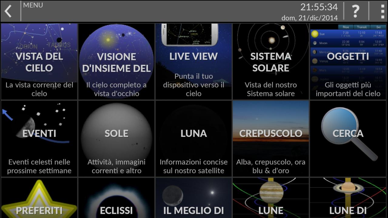 Trasformarsi in esperti di astronomia, grazie a Mobile Astronomy (foto)