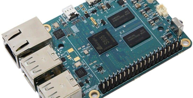 Odroid-C1, board in stile Raspberry Pi con Android