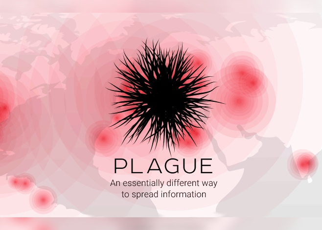 plague_social network virale