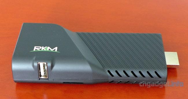 Rikomagic V5, il dongle HDMI con Android più completo che ci sia (foto)