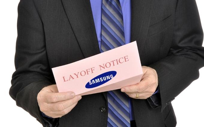 Samsung inizia i licenziamenti e i ricollocamenti dei dirigenti mobile