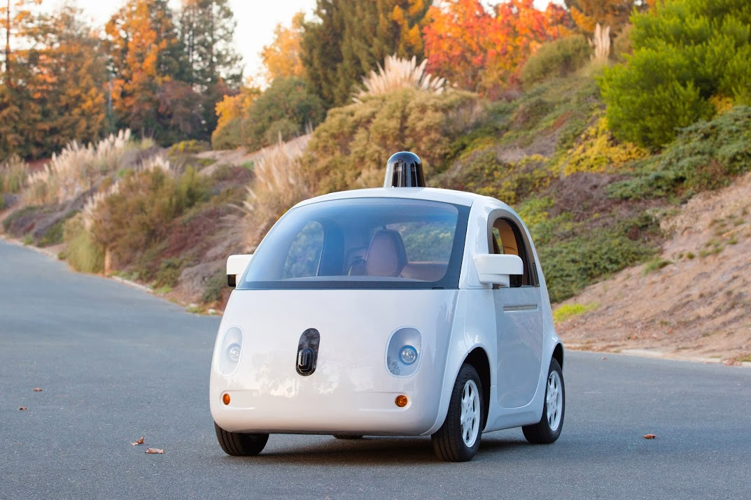 self driving car prototipo