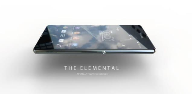 Sony Xperia Z4 compare nelle mail rubate a Sony (foto)