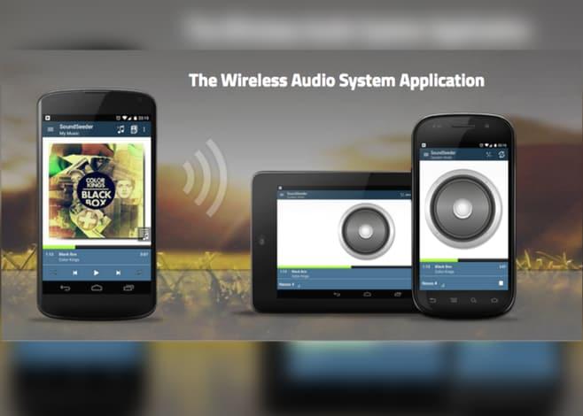 Condividere la musica riprodotta su qualsiasi dispositivo grazie a SoundSeeder (foto e video)