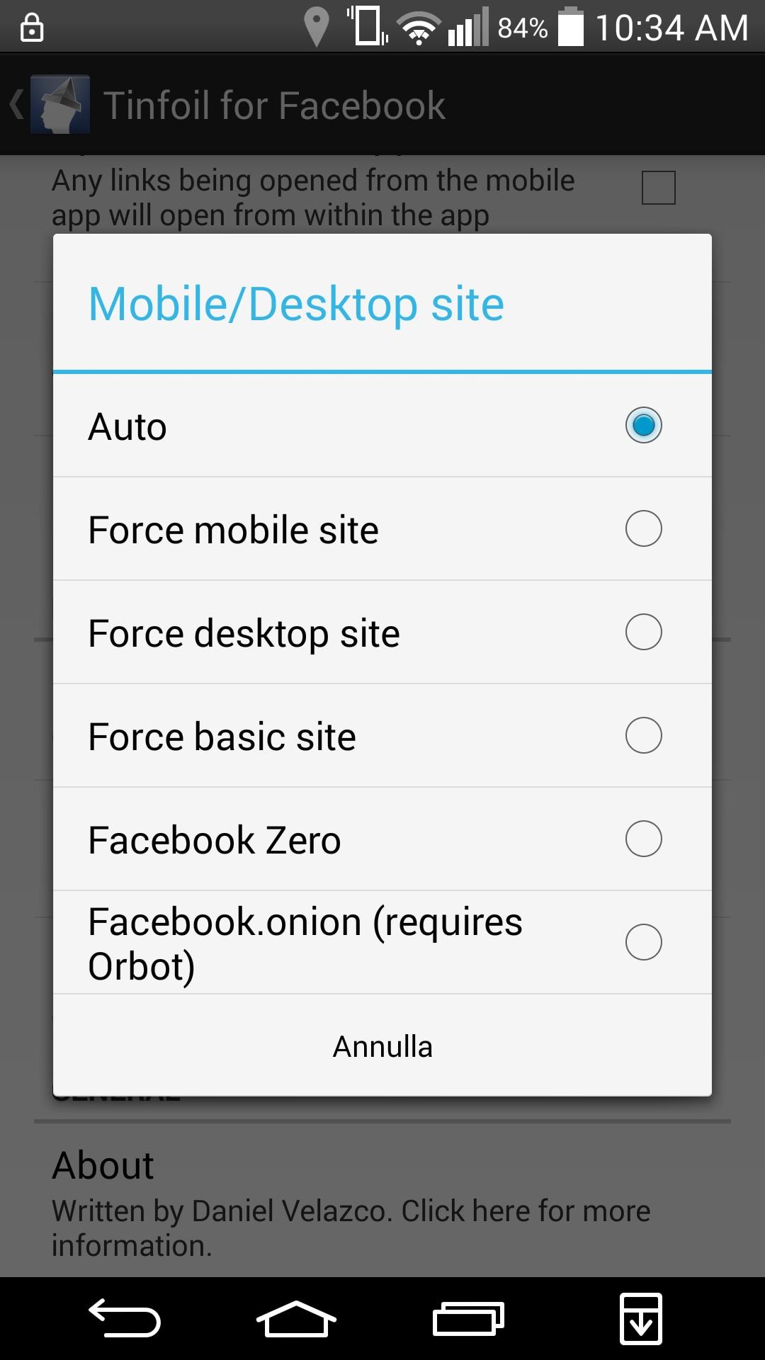 Tinfoil Alternativa All App Di Facebook Leggera E Sicura