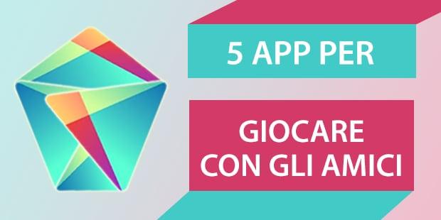 5 app per... giocare in multiplayer su un solo dispositivo