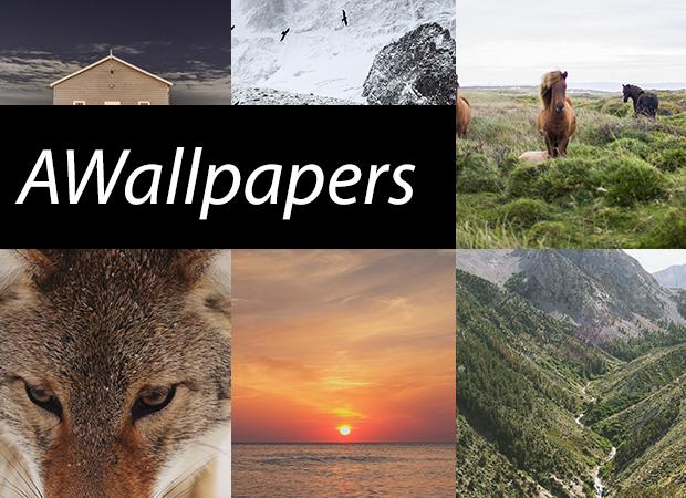 AWallpapers: 35 bellissimi sfondi ad altissima risoluzione