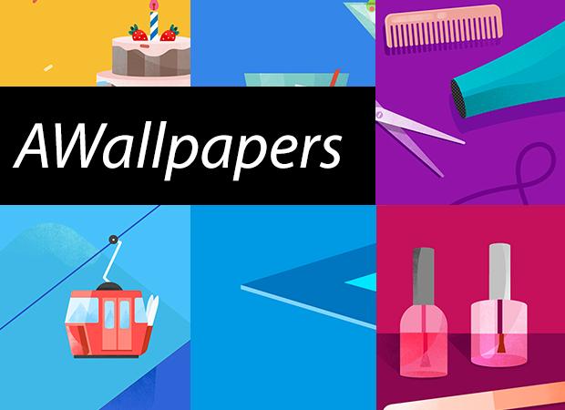 AWallpapers: 13 sfondi dal calendario di Google