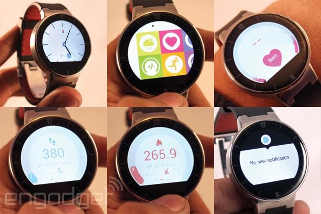 Alcatel OneTouch Smartwatch – 1