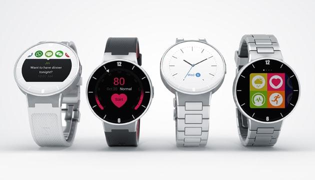 Alcatel presenta uno smartwatch così bello ed economico che non ha Android Wear! (foto)