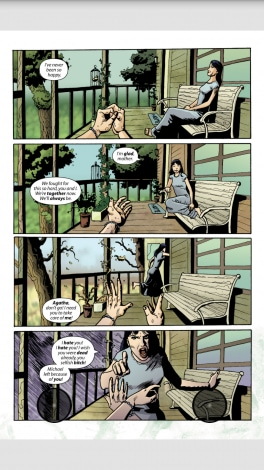Astonishing comic reader (2)