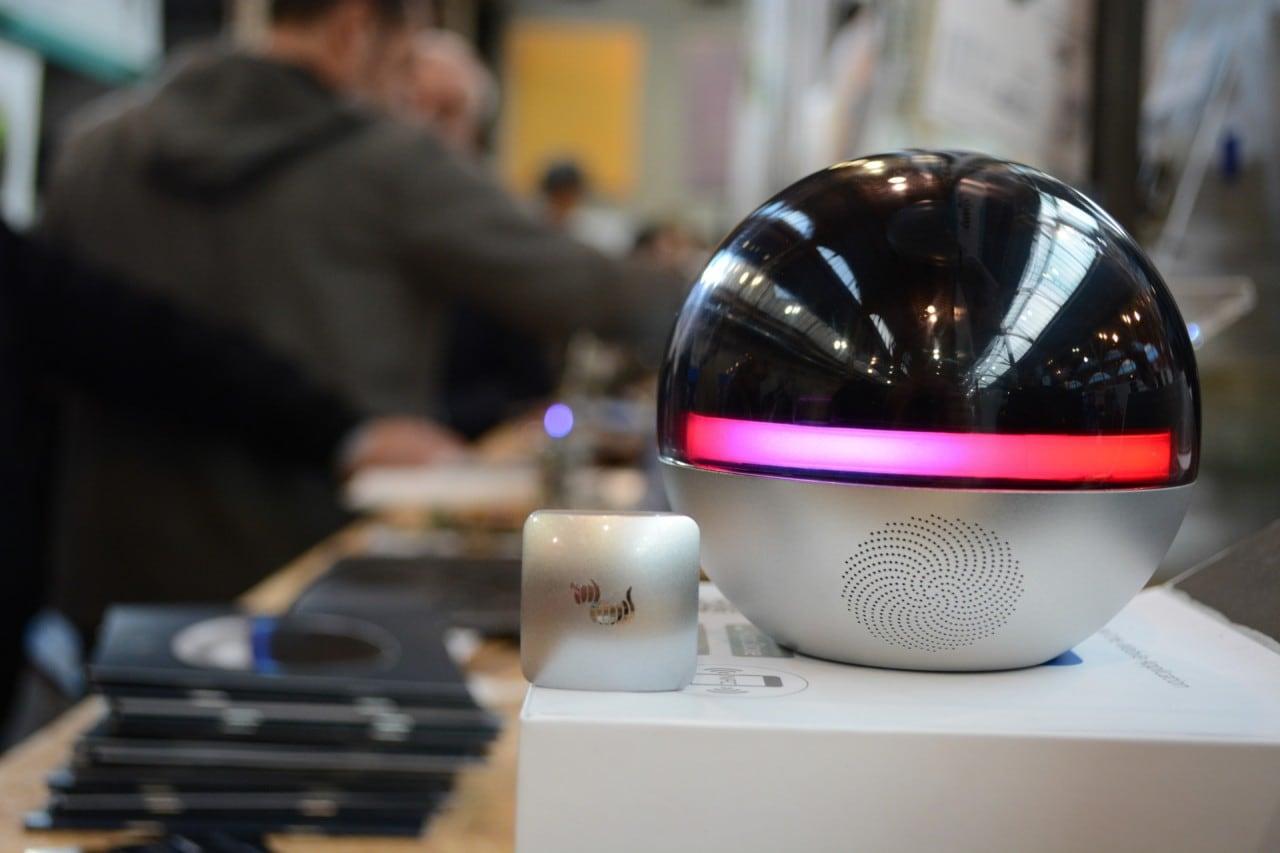 Branto Smart Orb è una sfera multifunzione che se anche non facesse nulla sarebbe bella lo stesso (foto e video)