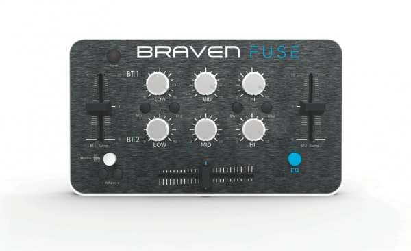 BRAVEN Fuse è il mixer Bluetooth per tutti i DJ un po' geek