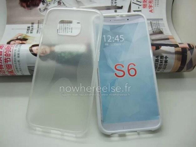 Cover Galaxy S6 dimensioni - 1