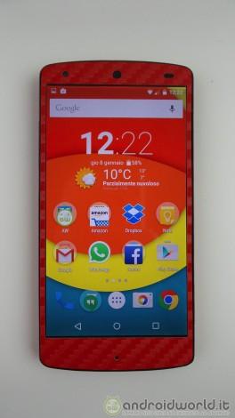 Dbrand Prova Nexus 5 - 1