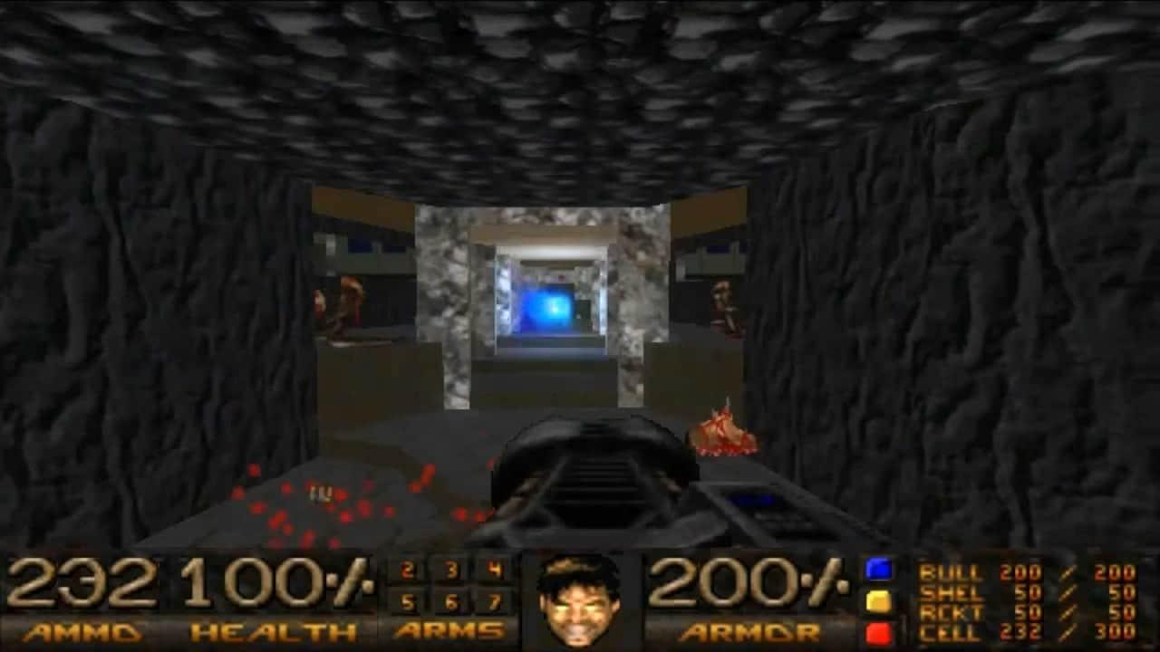 Doom torna sul Play Store grazie a D-GLES: grafica 3D, ombre e luci dinamiche e tanti altri effetti aggiuntivi (foto e video)
