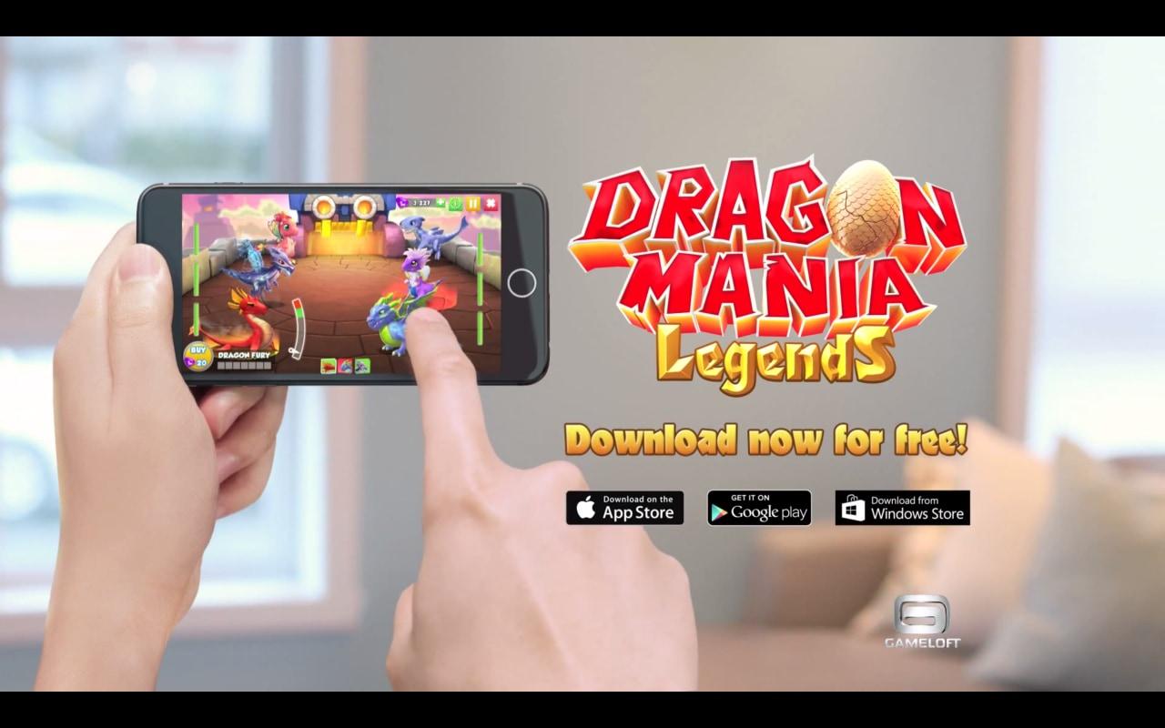 In Dragon Mania Legends di Gameloft alleveremo temibili...cuccioli di drago! (foto e video)