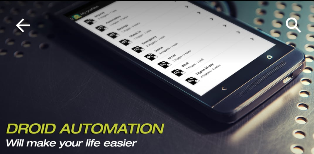 Droid Automation_automatizzare android