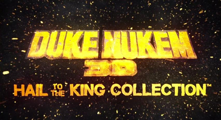 Duke Nukem Hail to the King