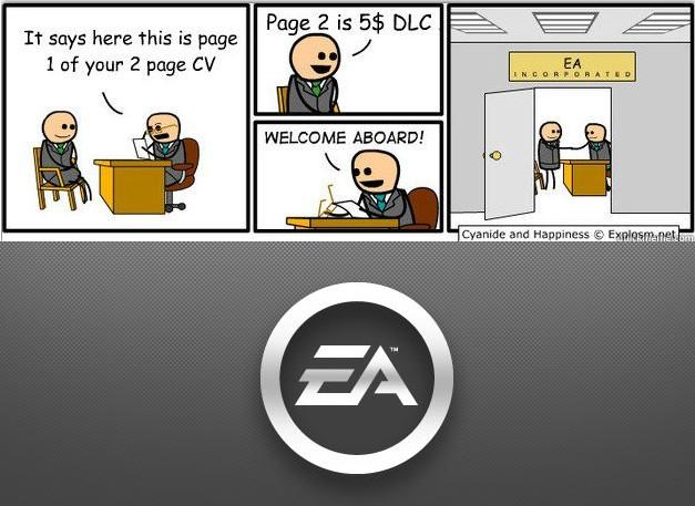 EA dlc inapp
