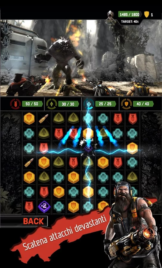 Evolve Hunters Quest – 1