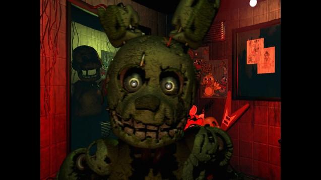 Five Nights At Freddy 3