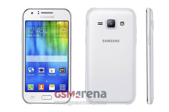 Samsung Galaxy J1: nuova immagine e soprattutto nuove caratteristiche
