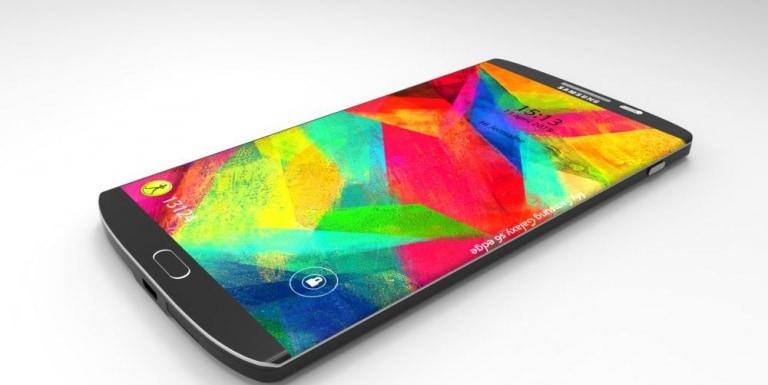 Galaxy S6 Edge concept