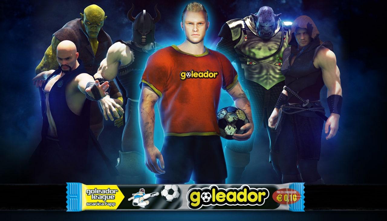 Goleador League è il nuovo card game a tema calcistico delle Goleador (foto e video)